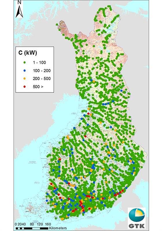 Pohjaveden energiapotentiaali
